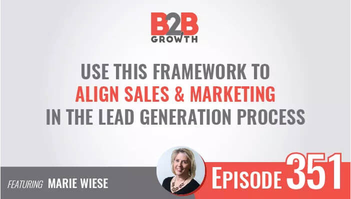 Podcast: The new intersection of sales and marketing in the lead generation process